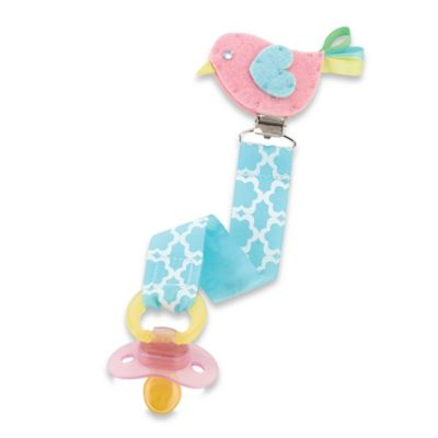 Mud Pie® Little Chick Pacy Clip