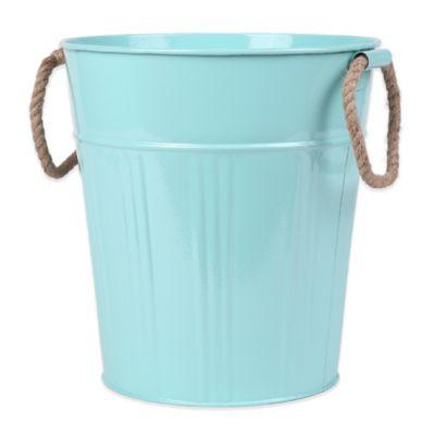 Aqua Wastebaskets