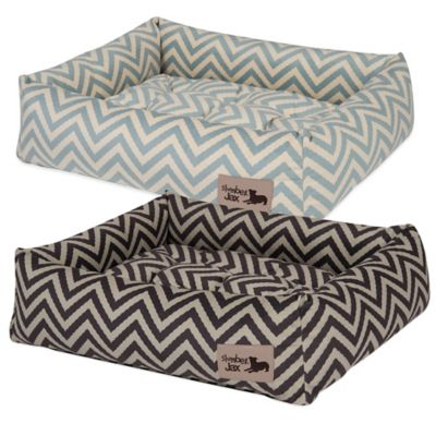 Jax & Bones SlumberJax Vibe Medium Pet Dozer Bed in Grey