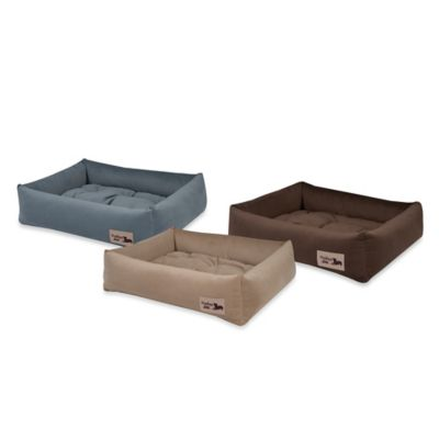 Jax & Bones SlumberJax Medium Pet Dozer Bed in Spa Mist