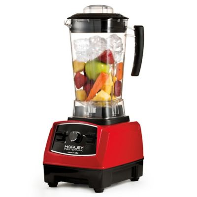 Harley Pasternak Power Blender in Red