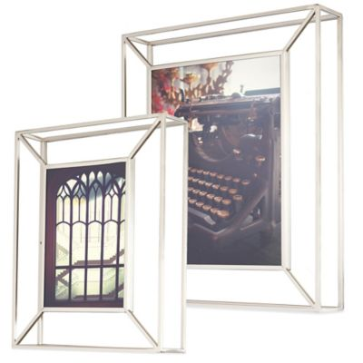 Umbra Nickel Picture Frame
