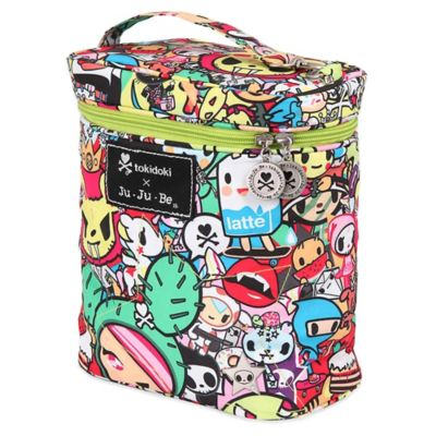 tokidoki x Ju-Ju-Be® Iconic Fuel Cell Bottle Bag/Lunch Pail