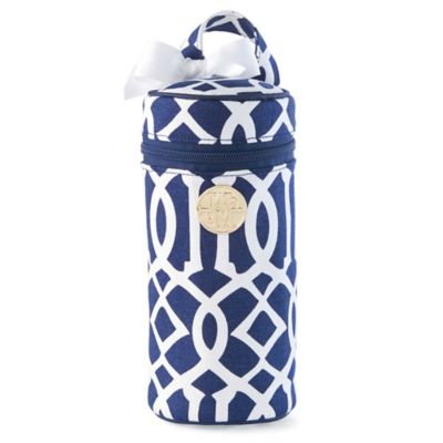 Mud Pie® Lil Gulp Bottle Carrier in Navy