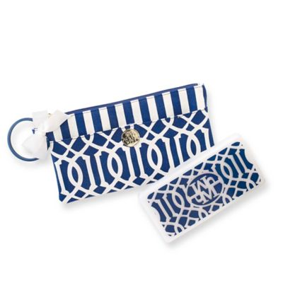 Mud Pie® Lil Biter Bangle Bag in Navy