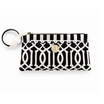 Mud Pie® Lil Biter Bangle Bag in Black