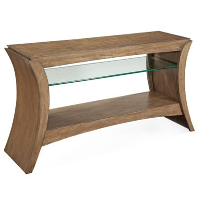 Bassett Mirror Company Arcos Entertainment Console