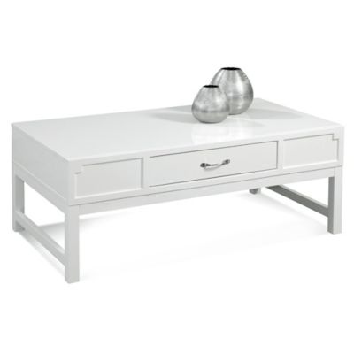 Bassett Mirror Company Zoe Rectangular Cocktail Table