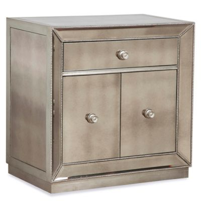 Bassett Mirror Company Murano Chairside Commode