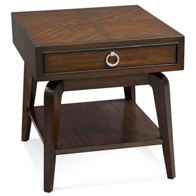 Bassett Mirror Company Omni Rectangular End Table