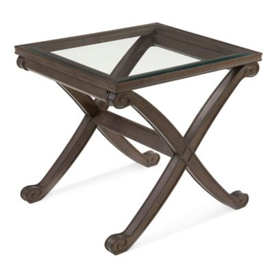 Bassett Mirror Company Wellington II Rectangle End Table