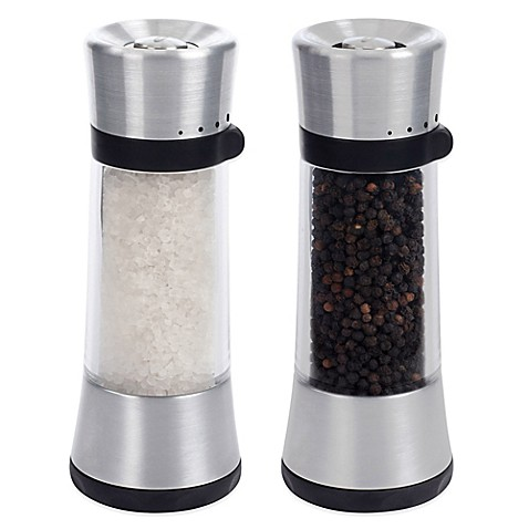 Oxo Good Grips 174 Lua Salt And Pepper Mills Www