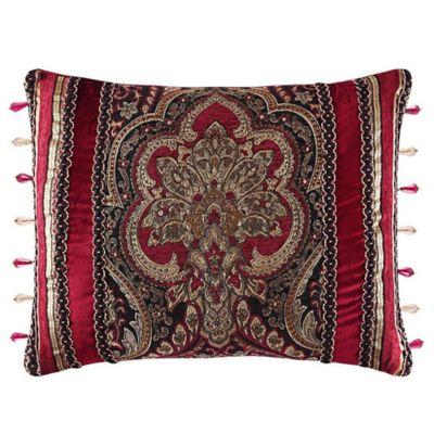 J. Queen New York™ Roma Boudoir Throw Pillow