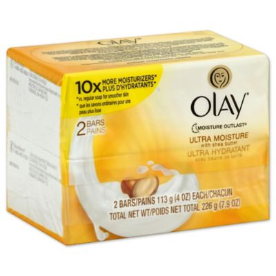 Olay® 2-Count 4oz. Ultra Moisture Shea Butter Beauty Bar