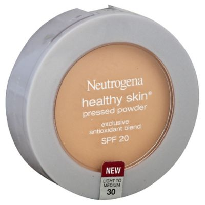 Neutrogena® Healthy Skin® Pressed Powder in Light Medium