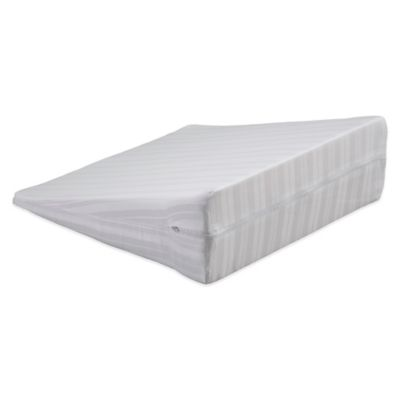 Bedding Essentials™ Cotton Wedge Pillow Protector