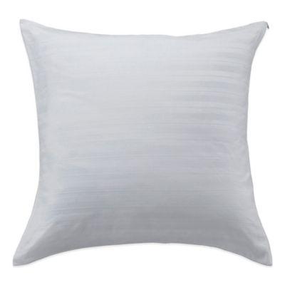 Bedding Essentials™ Cotton Dobby European Pillow Protector in White