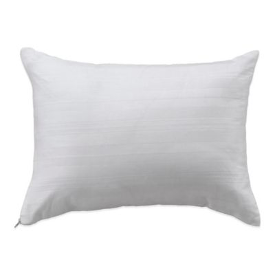 Bedding Essentials™ Cotton Travel Pillow Protector in White