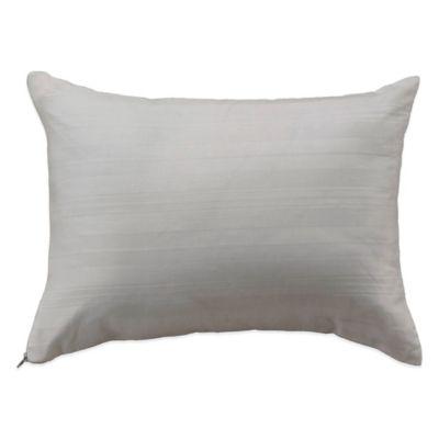 Beige Travel Pillow