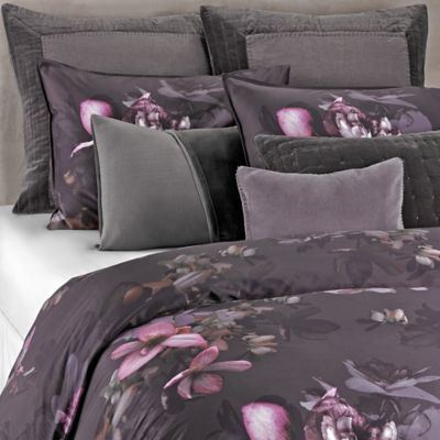 Vera Wang™ Night Blooms Standard Pillow Sham