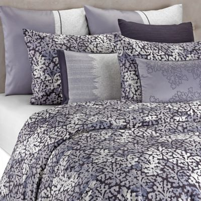 Vera Wang™ Botanical Queen Duvet Cover Set