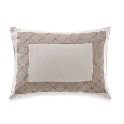Vera Wang™ Roses Diamond Breakfast Throw Pillow