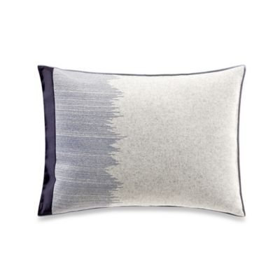 Vera Wang™ Botanical Wool Felt Breakfast Throw Pillow