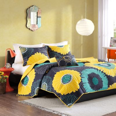Alice Full/Queen Coverlet Set
