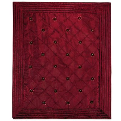 Holiday Elegant Throw Blanket