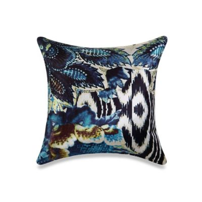 Tracy Porter® Poetic Wanderlust® Sisley Printed Square Throw Pillow