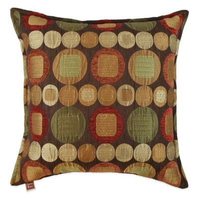 Spice Throw Pillow Covers