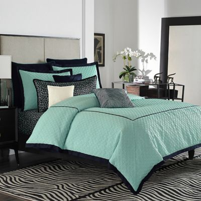 Vince Camuto Devon Reversible Full/Queen Comforter Set