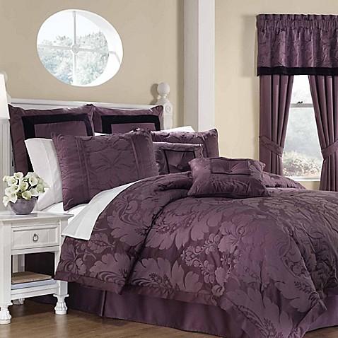 Lorenzo 8 Piece Comforter Set Www Bedbathandbeyond Com