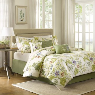 Madison Park Kannapali 7-Piece California King Comforter Set