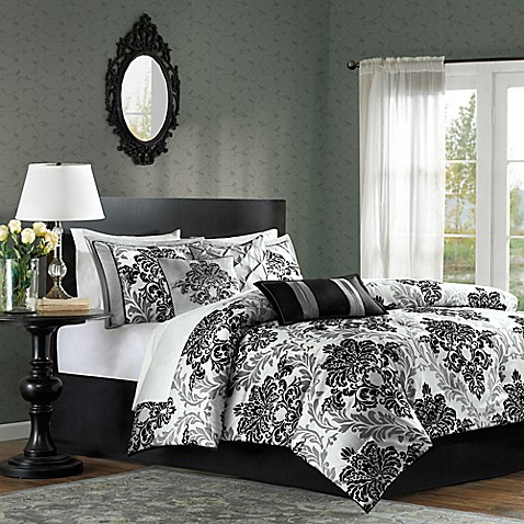 Buy Madison Park Bella 7 Piece Queen Comforter Set From