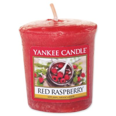 Yankee Candle® Samplers® Red Raspberry™ Wrapped Votive Candle