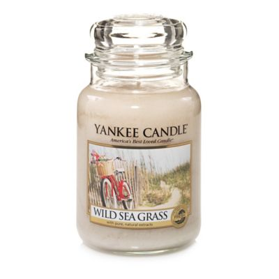 Yankee Candle® Wild Sea Grass Large Jar Candle