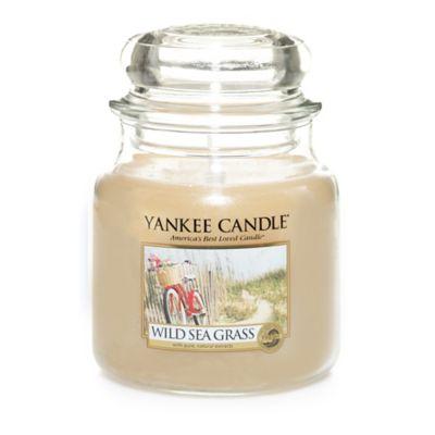Yankee Candle® Wild Sea Grass Medium Jar Candle