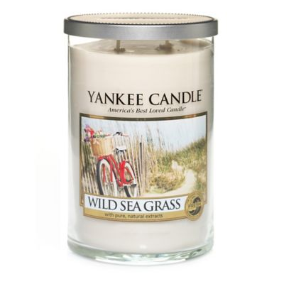 Yankee Candle® Wild Sea Grass Large 2-Wick Tumbler Candle