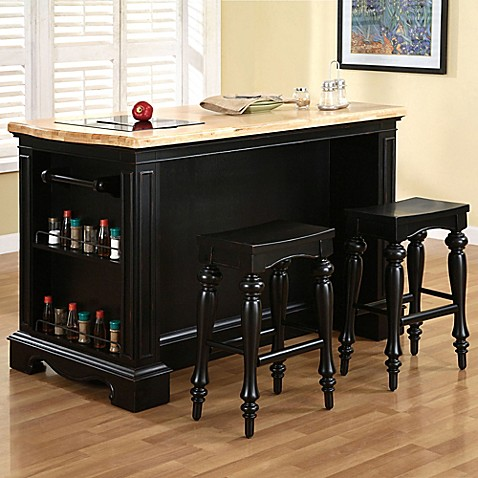 buy pennfield kitchen island with stool from bed bath amp beyond pennfield kitchen island kitchen ideas