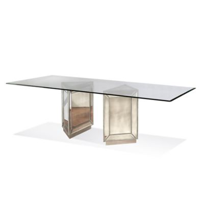 Bassett Mirror Company Murano Dining Table