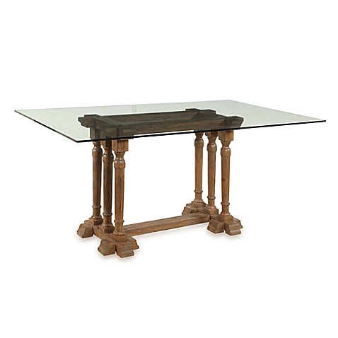 Bassett Mirror Company Pemberton Dining Table In Espresso Www