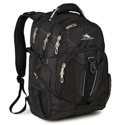 High Sierra® Business Laptop Backpack in Black