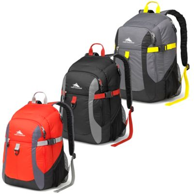 High Sierra® Sportour Computer Backpack in Black