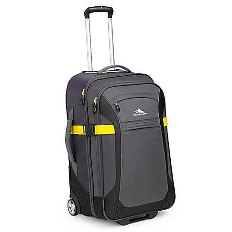 Buy High Sierra 174 Sportour 25 Inch Carry On Wheeled Upright