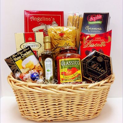 Grand Italian Feast Gift Basket