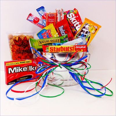 Bucket of Sweets Gift Basket