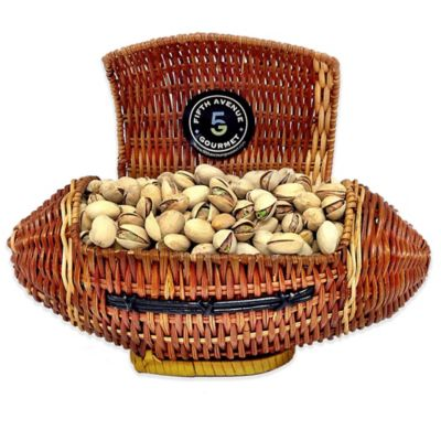 Football Nut Gift Basket