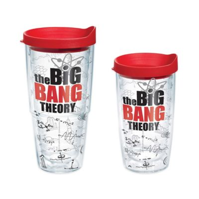 """Tervis® """"The Big Bang Theory"""" Wrap 16 oz. Tumbler with Lid"""