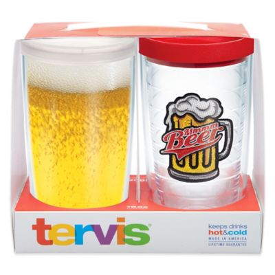 Tervis® Mmm Beer Brew 16 oz. Tumbler Gift Set with Lids (Set of 2)